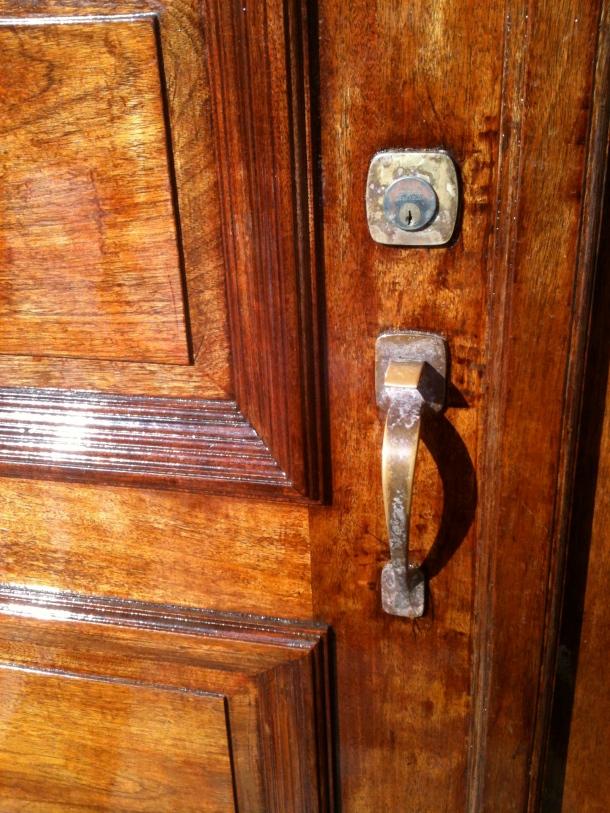 Town Hall Front Door