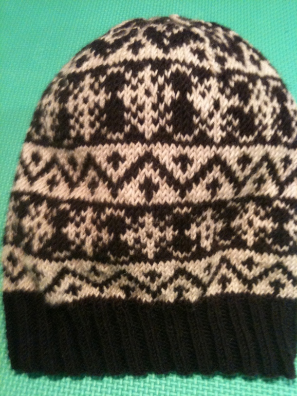 Colorwork Hat