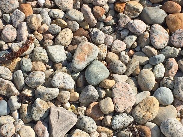 Love the rocks!