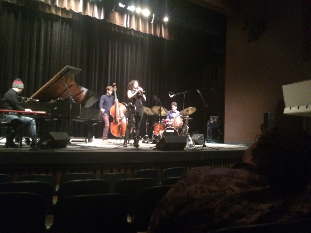 Anat Cohen Quartet at UNH